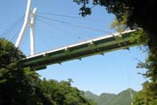 日本唯一ブリッジバンジージャンプ