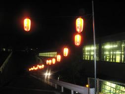 月夜野町「ほたる祭り」