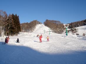 ちさいお子さんにも人気のスキースクール