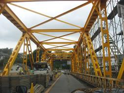 月夜野の橋