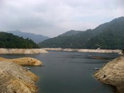 首都圏の水がめ 八木沢ダム