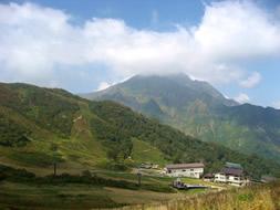 谷川岳天神平付近